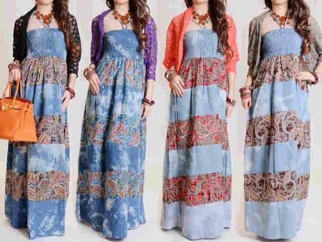 6 Model Baju Batik Remaja Terbaru 2014